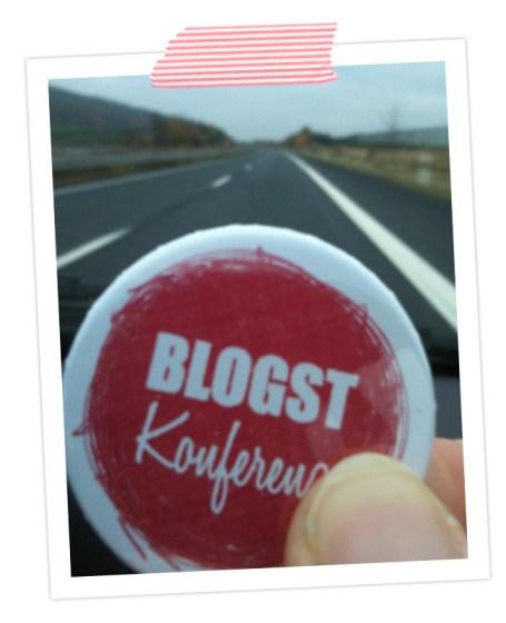 Auf dem Weg zur Blogst Konfenrez 2012