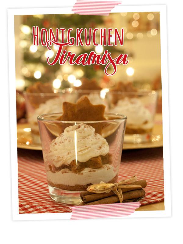 Adventskalender Türchen Nr. 23: Rezept für Honigkuchen-Tiramisu ...