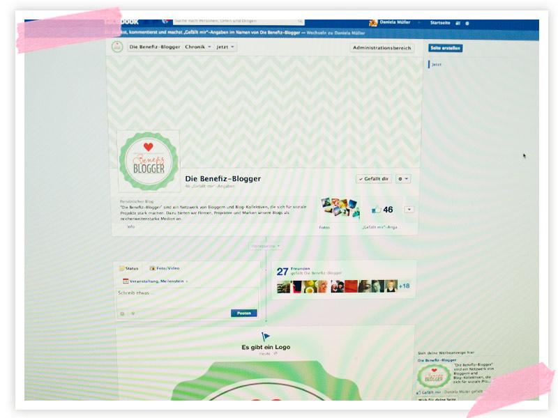 Mich wie ein Kind gefreut als unsere Facebook-Seite online gegangen ist und innerhalb von einer Stunde 50 likes bekommen hat!!!