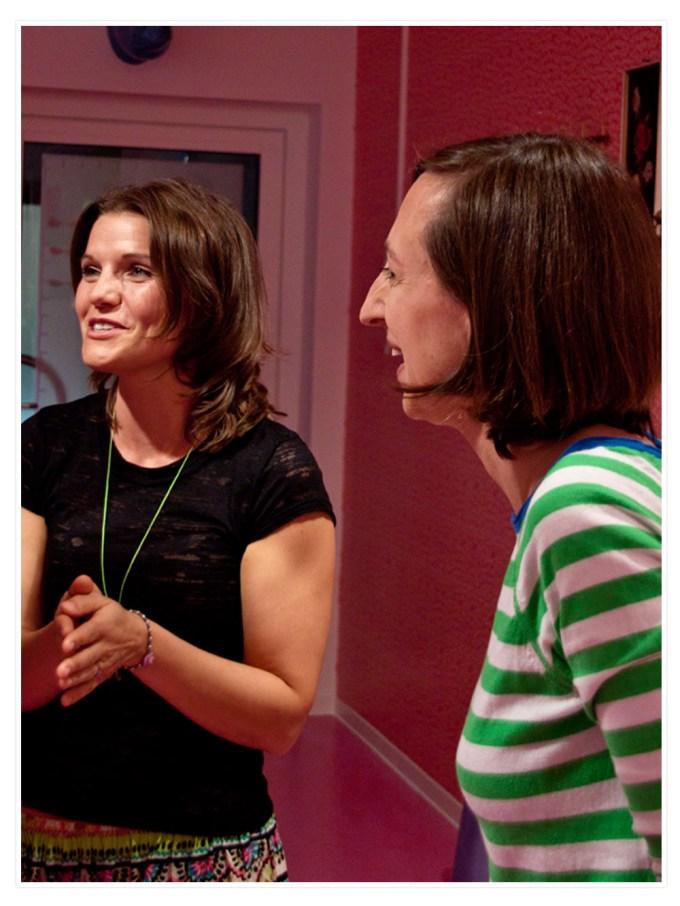 Monique von Rice und Susanne von Hamburger Liebe