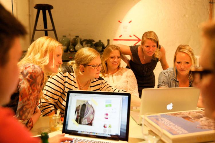 Roomido Blogger-Event von Gruner + Jahr