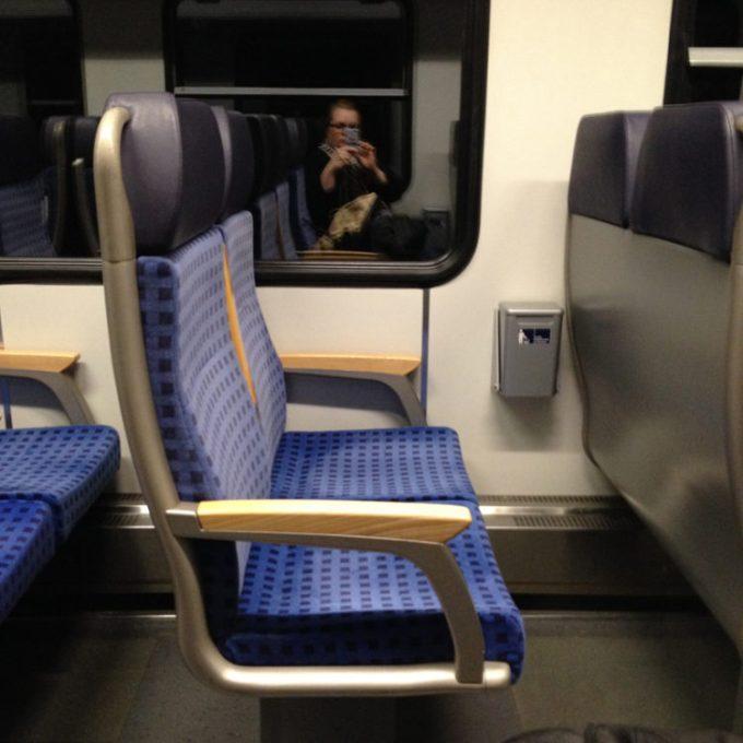 Heute fing eigentlich schon gestern an, denn ich war in Hamburg bei einem tollen Event von Mövenpick. Um 00:30 Uhr saß ich noch im Zug nach Hause...