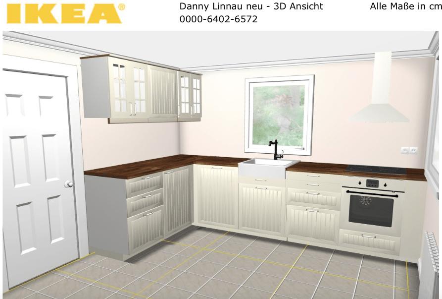 Der Ikea-Küchenplaner macht uns das entwerfen unserer Traumküche ganz einfach!