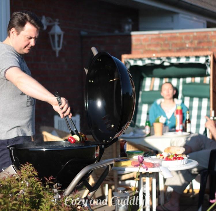 Vegan Grillen mit dem Gasgrill von Outdoorchef
