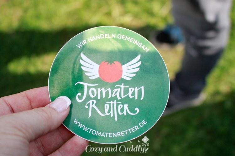 Logo der Tomatenretter