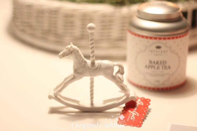 Weihnachtspferd von Greengate