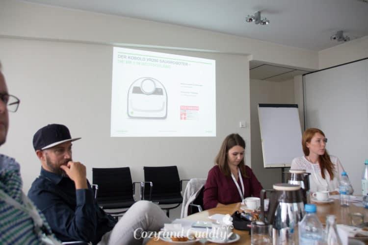 Bloggerreise zu Vorwerk nach Wuppertal