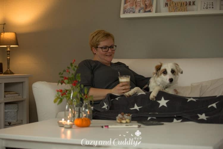 Kaffeeliebe - ganz kuschelig mit Pumpkin Spiced Latte - Rezept