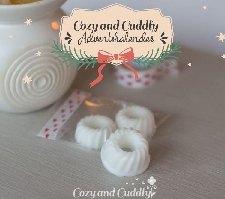 Advent: Dufttarts oder Aromamelts selber machen - Aromatherapie, cozy & cuddly Adventskalender