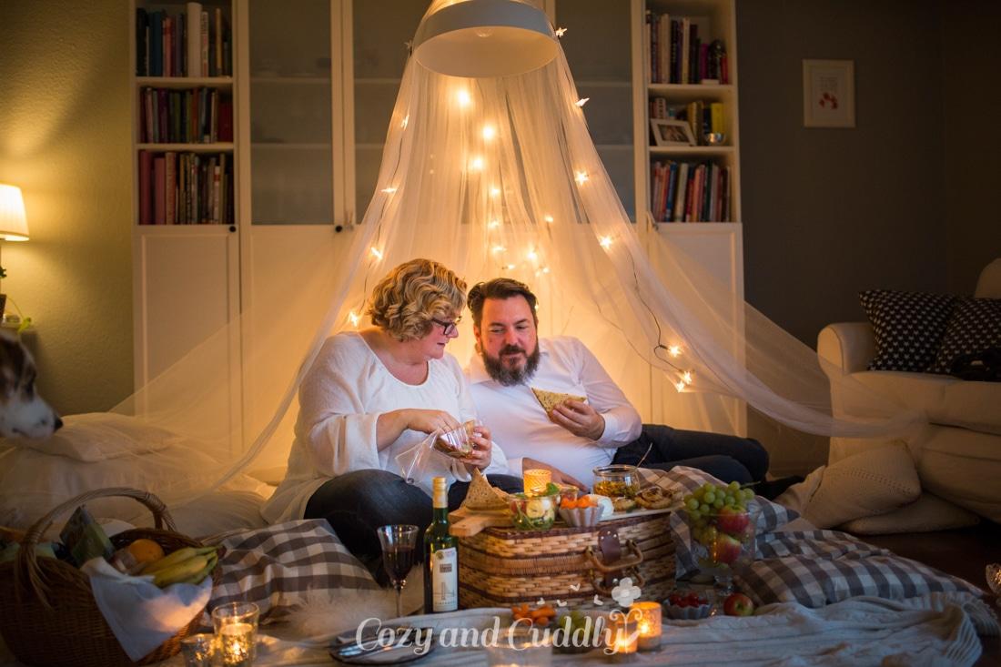 Tipps Für Ein Kuscheliges Indoor Picknick Und Blitz  Rezepte