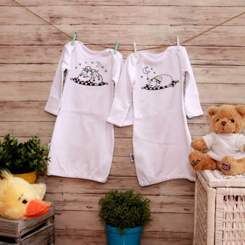 Baby Gowns 0-12 months