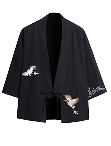 Majestic International Big and Tall Deer Print Terry Velour Robe