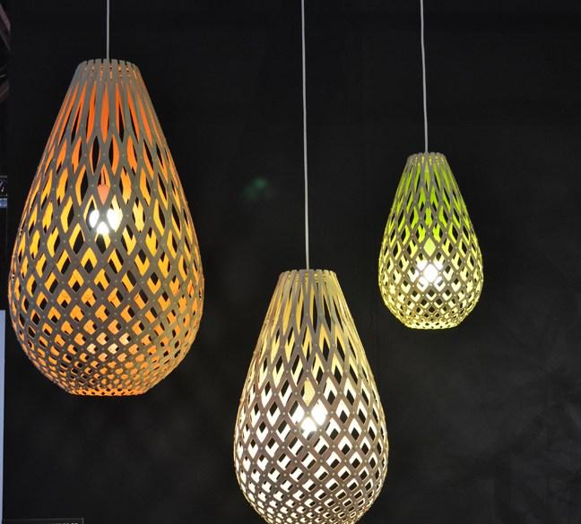 Lighting Designer David Trubridge – Where Lighting Design and Technology Merge
