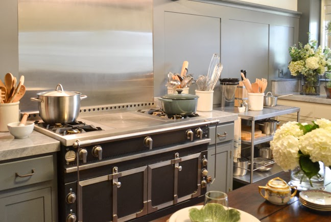 """La Petite Cuisine"" at The Greystone Designer Showcase House in Beverly Hills"
