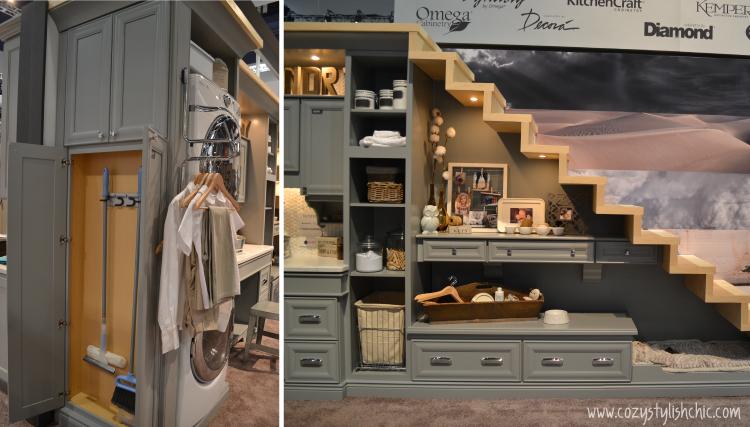 KBIS 2014 favorite finds - Omega Cabinets  via www.cozystylishchic.com