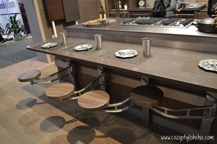 KBIS 2014 favorite finds - Omega Cabinetry via www.cozystylishchic.com