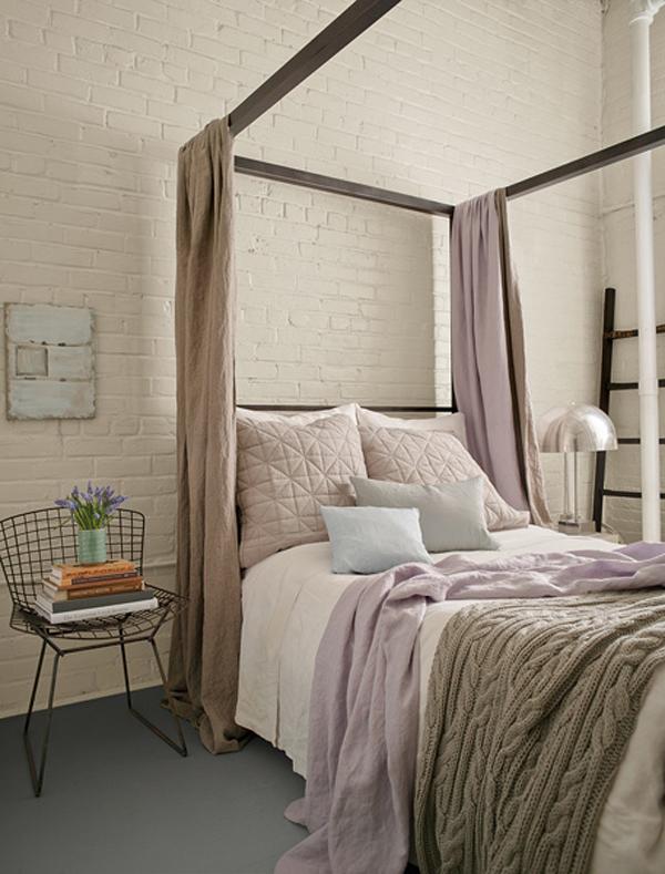 Brookluyn Loft - Benjamin Moore Color Trend 2014 Palette