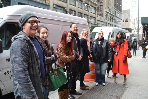 BlogTourNYC gets ready to hit the New York Flower Market District