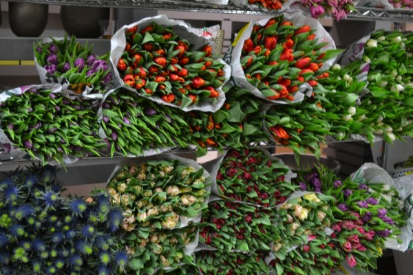 New York Flower Market
