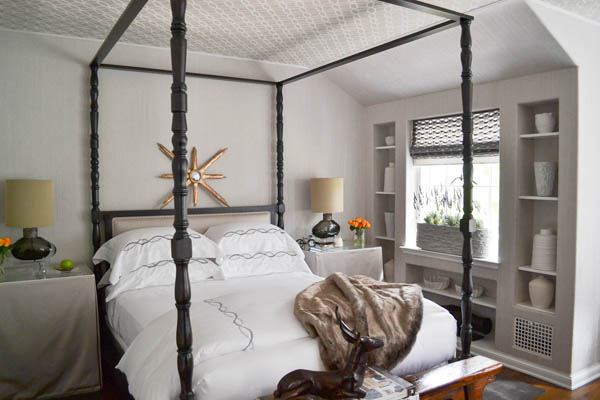 2014 Pasadena Showcase House-World Traveler's Suite by Amy DeVault Design, Inc.