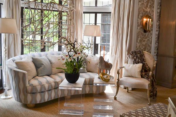 2014 Pasadena Showcase House-The Salon by John Cole Interior Design, Inc.