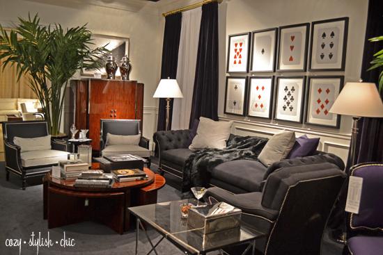 Sophisticated Man Room - Ralph Lauren Home