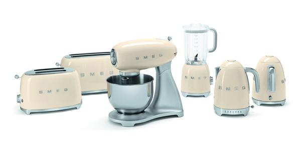 smeg retro kitchen appliances - Retro Kitchen Appliances-Vintage Meets Technology
