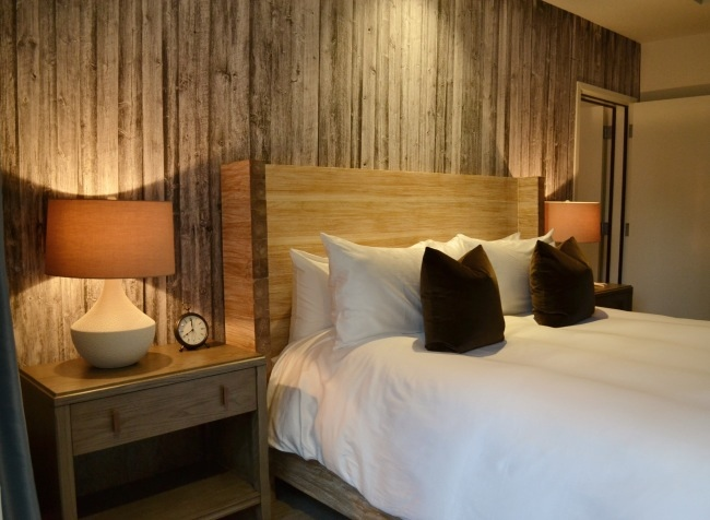 Bungalow One Suite at the Fairmont Miramar