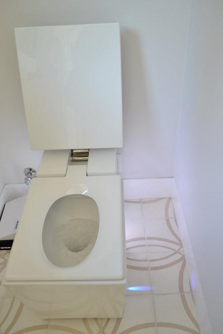 Kohler Numi - touch-free and germ-free bathroom