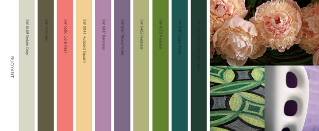 Sherwin-Williams Colormix 2015