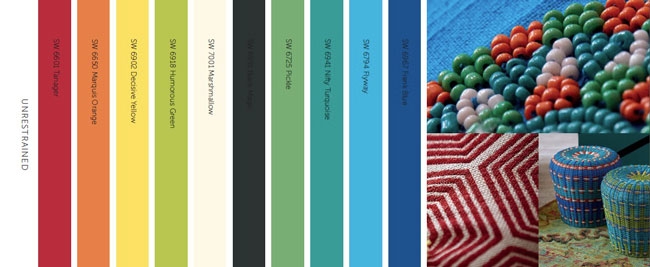 Sherwin Williams Colormix 2015-Unrestrained