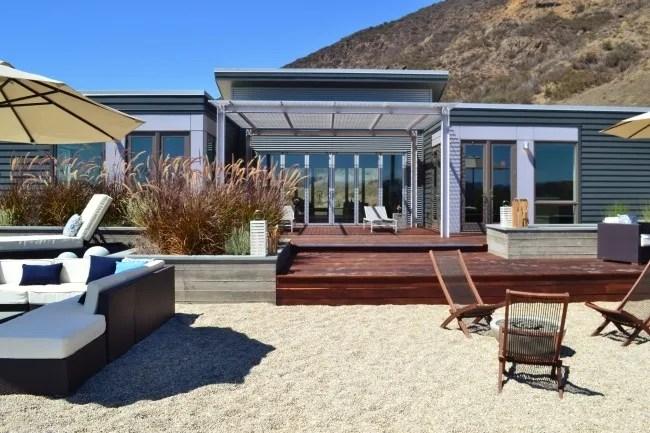Blu Homes Prefab Home via Cozy Stylish Chic