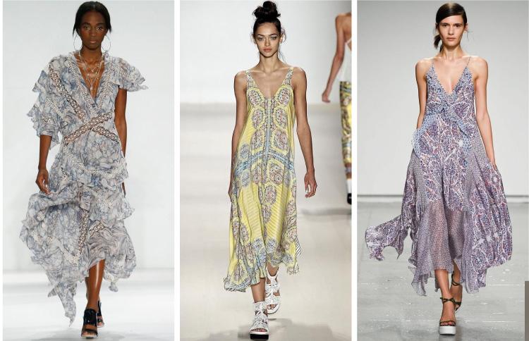 New York Fashion Week Spring/Summer 2015 Trends - Romance | Cozy•Stylish•Chic