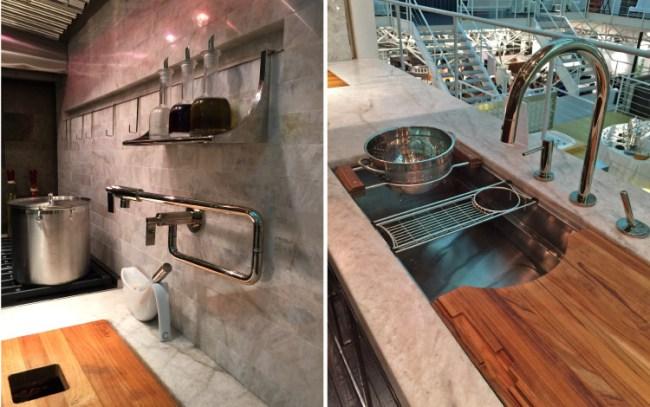 Kohler kitchen - Kohler Design Center