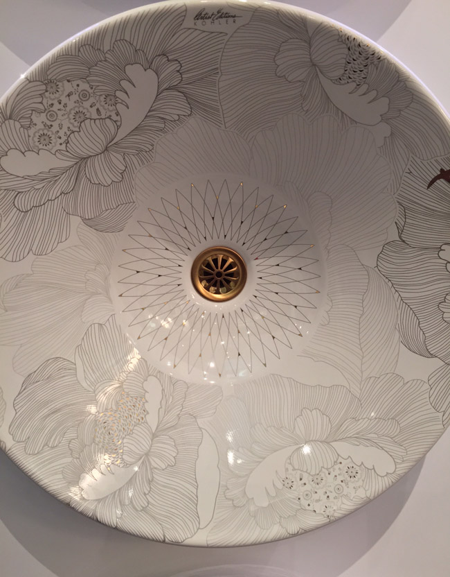 Kohler Artist Edition - Empress Bouquet