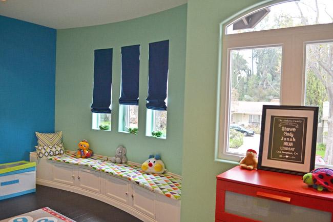 Ecobungalow LA - kids playroom