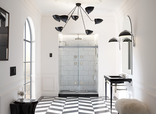 Kohler and Benjamin Moore: A Curation of Color and Design