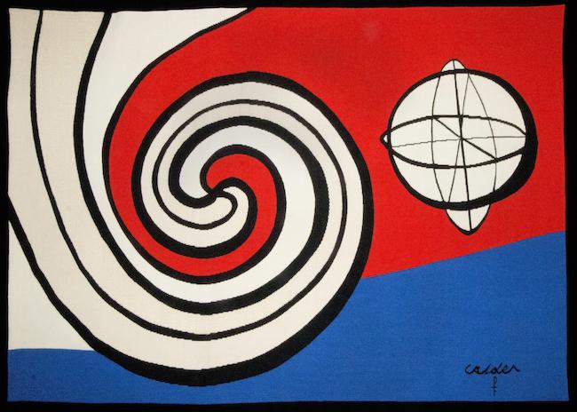 Calder Bicentennial Tapestries