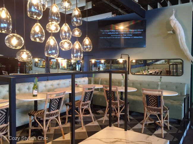 Benjamin Moore and Cosentino-DIFFA Dining by Design