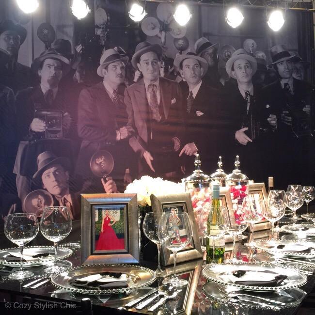 essie by Robert Verdi -DIFFA Dining By Design 2015
