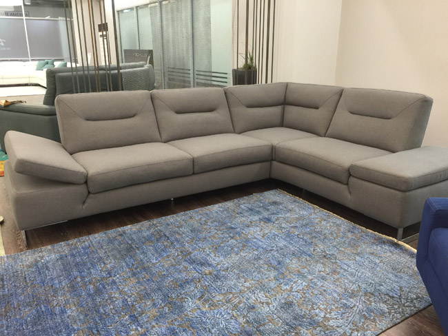W. Schillig luxury seating at High Point Market
