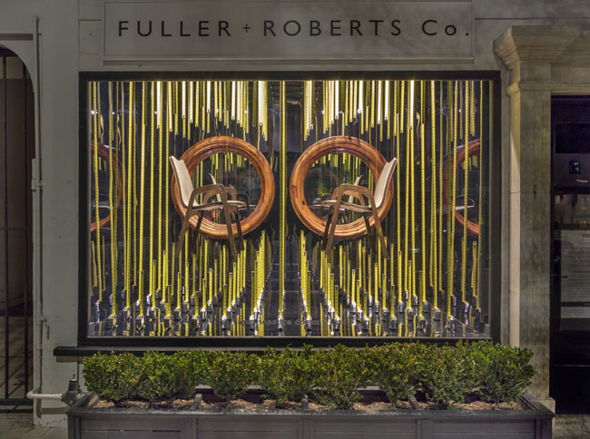 30 Fuller + Roberts_Jeff Andrews window Legends2015 LCQLA