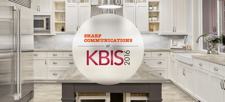 Cozy Stylish Chic and Sharp Communications Collaborate for #SHARPxKBIS