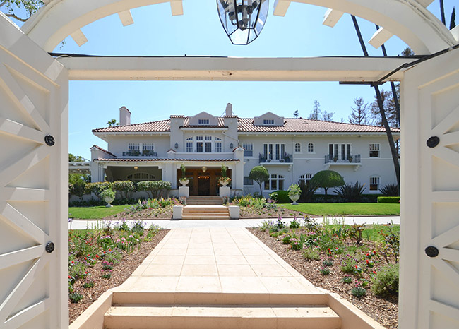 2016 Pasadena Showcase House Preview