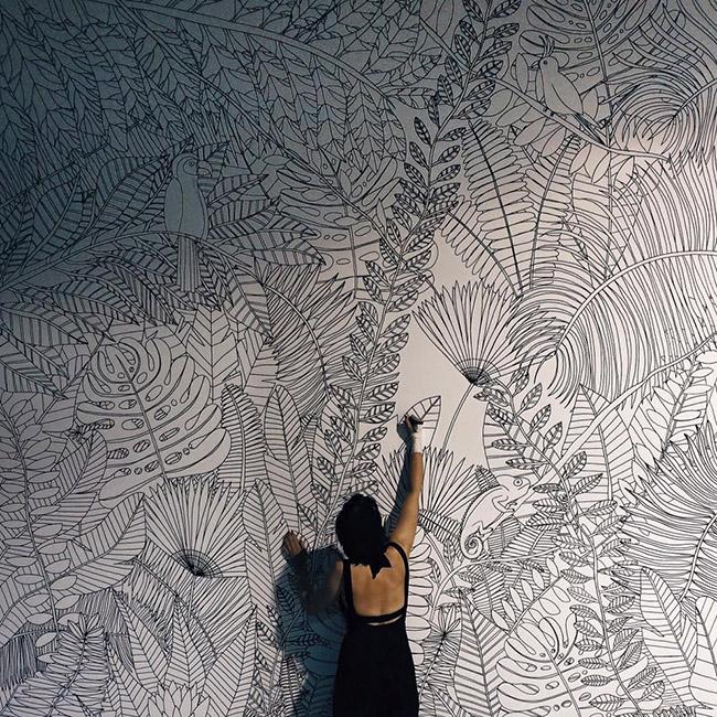 Lena Petersen | Dwell on Design 2016
