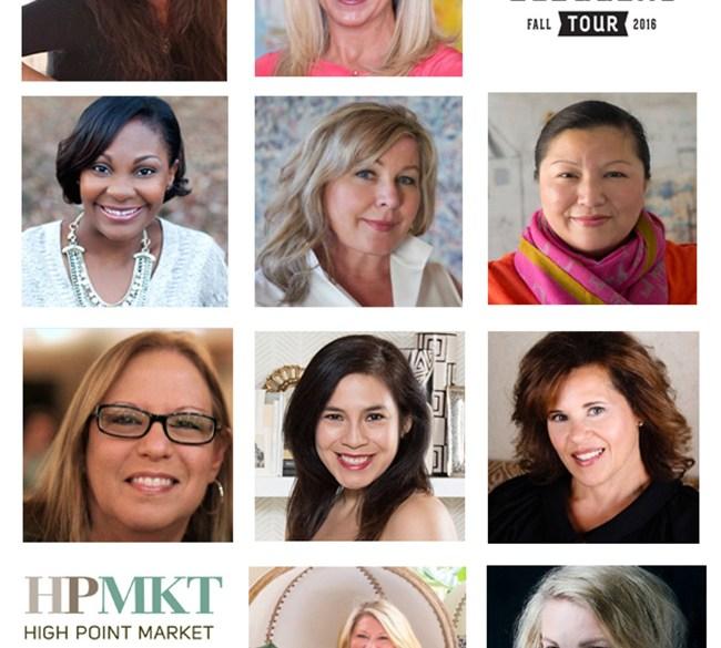 High Point Market Design Bloggers Tour – Fall 2016