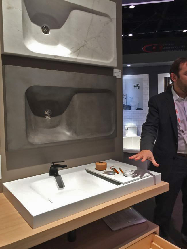 Top Kitchen and Bath Trends 2017 - DXV -The Customized Home at KBIS 2017
