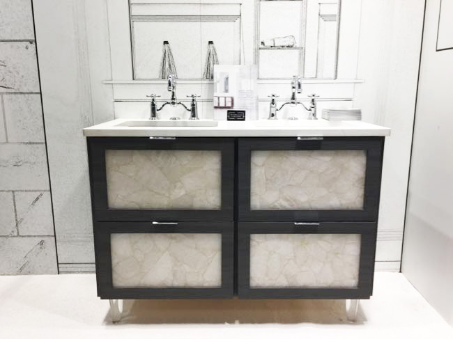 Top Kitchen and Design Trends 2017 - customizable vanity