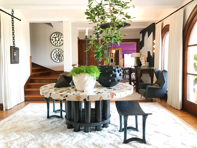 Wattles Mansion Showcase is Transformed by 16 Los Angeles Designers