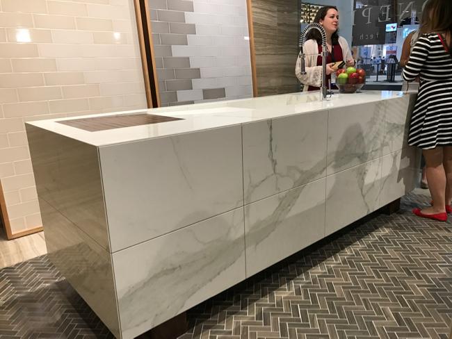 Coverings 2017 - gauged tile trend